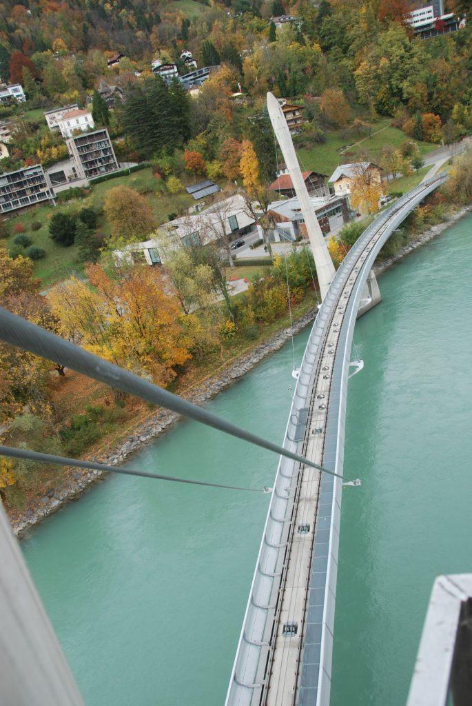 Überblick Innbrücke